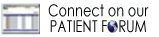 connect patient forum