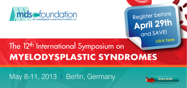 The 12th International Symposium on MDS