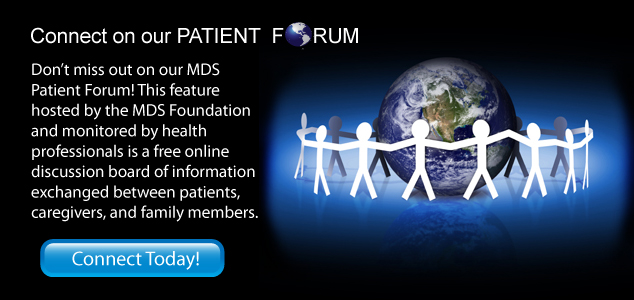 Patient Forum Banner