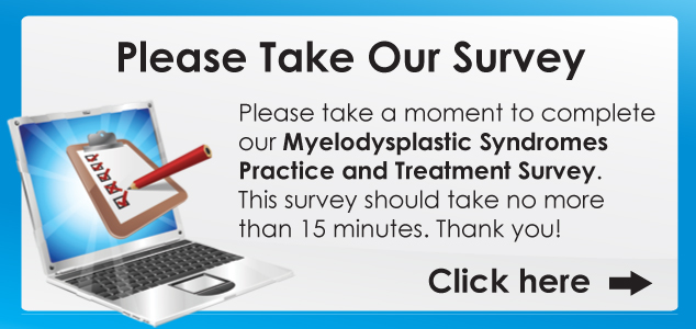 MDS Practice and Treatment Survey