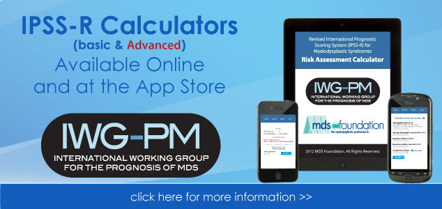 IPSS-R Calculators - Click to learn more