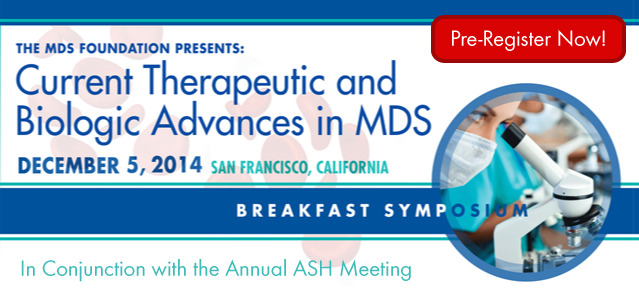 ASH 2014 Breakfast Symposium