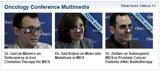 Oncology Conference Videos Banner